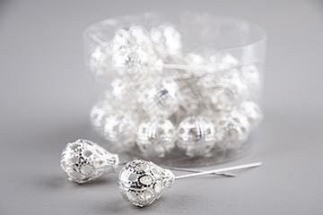 Pärlnål - Metall