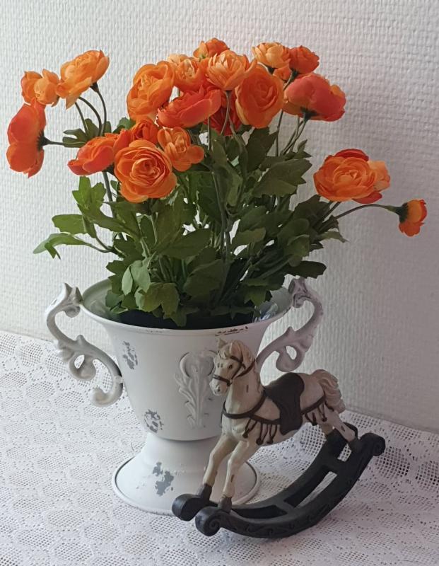 Ranuncel - Orange - 30 cm