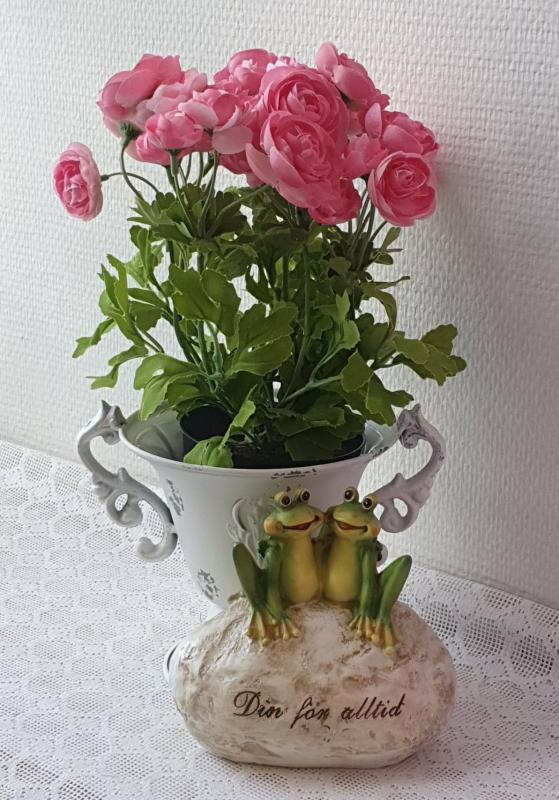 Ranuncel  - Pink - 30 cm