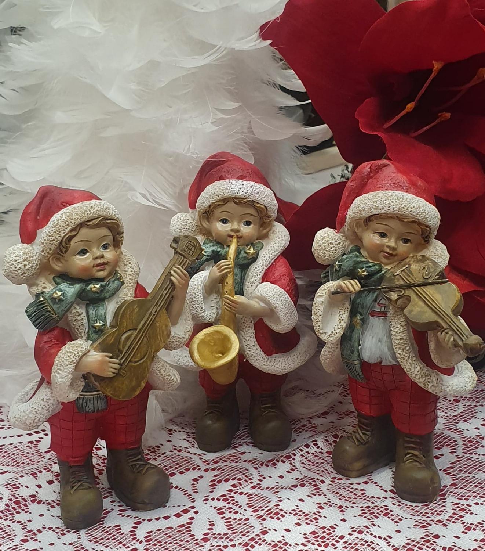 Spelande Julbarn 3 Pack