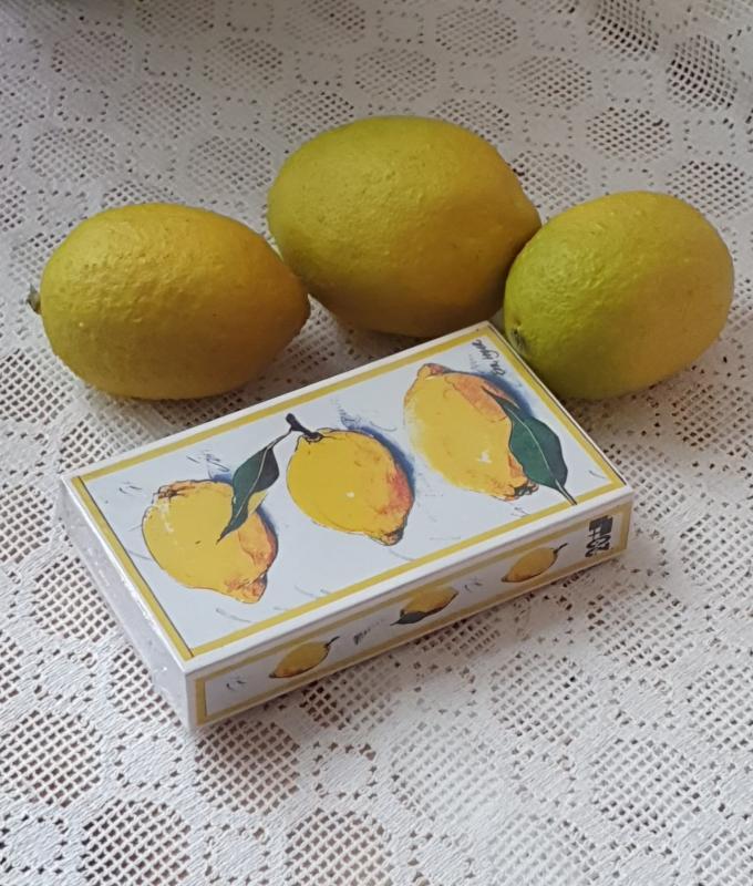 Tändstickor Citroner