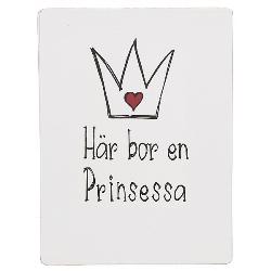 Tavla Till Prinsessan