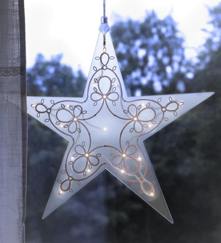 Julstjärna Leia