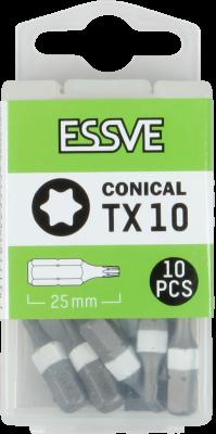 Bits TX Koniska 10-pack