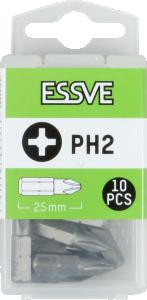 Bits PH2, 25mm, 10st/förp.