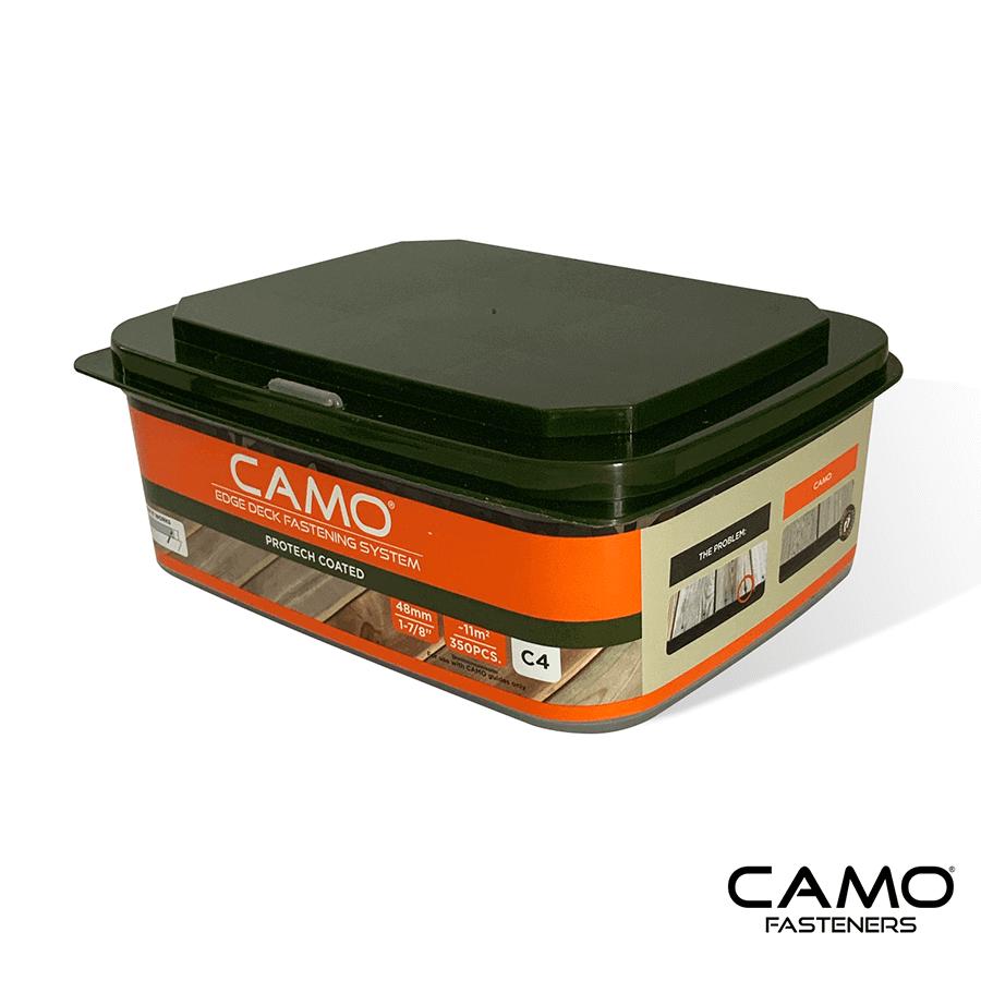 camo trallskruv 48 mm protech c4 350 st