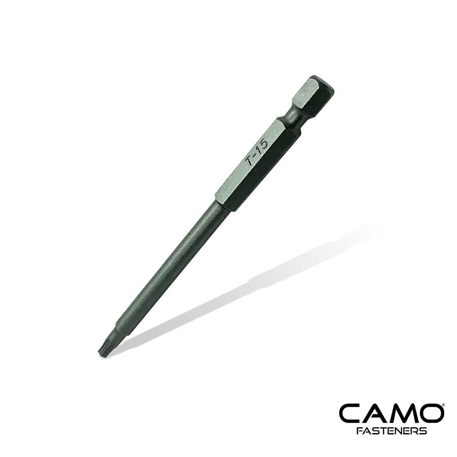 Camo standardbits till monteringsverktyg