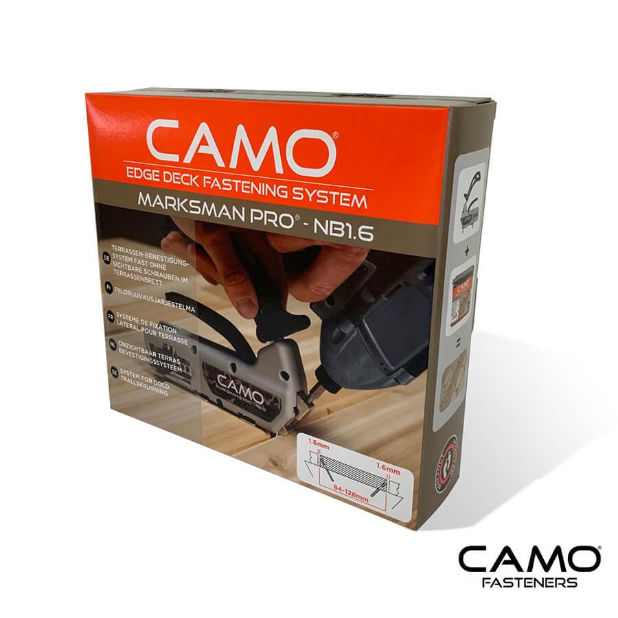 Camo marksman monteringsverktyg NB1, 85 till 127 mm
