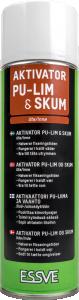 ESSVE Aktivator för skum, PU-lim, stenlim och fogskum