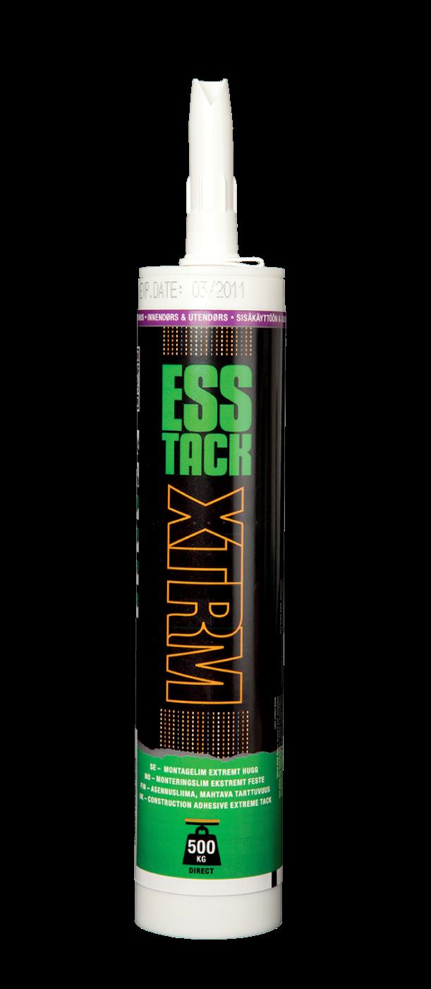 Montagelim ESSTACK Xtrm, 290ml - Vit