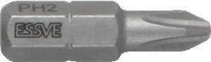 Bits Reducerad PH 2, 25mm - 3st/förp