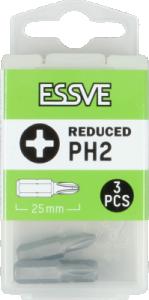 Bits Reducerad PH 2, 25mm, 3-Pack