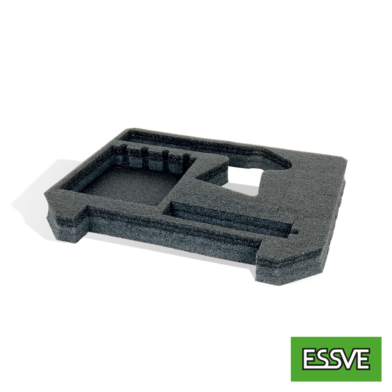 Essbox skuminredning för lim, fog och spruta