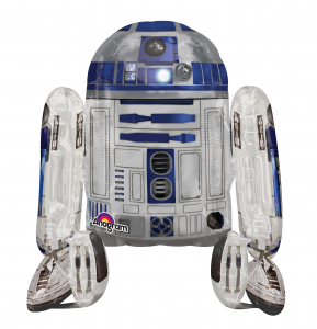 AIRWALKER R2D2 STAR WARS