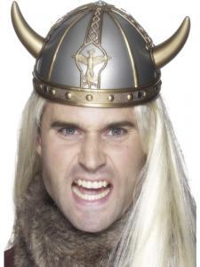 Vikingahjälm Plast