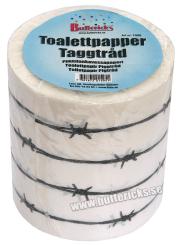 Toapapper taggtråd