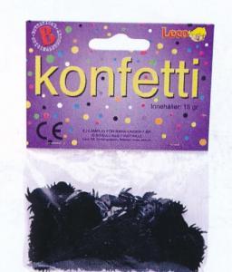 Konfetti spindlar 15 gr