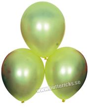 Ballong satin gul 6st