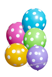 Ballong Prickiga 10st