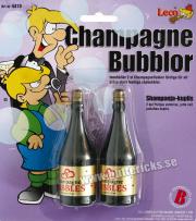 Såpbubblor/champagne 2st