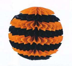 Halloween dekoration sv/or 45cm