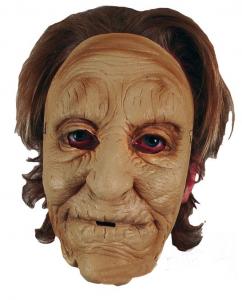 Gubbe ansiktsmask