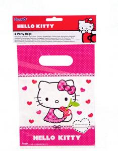 Hello Kitty Kalaspåsar 6st