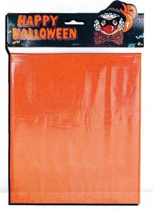 Duk orange plast 135x180