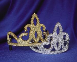 Drottningtiara guld