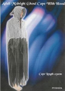 Cape Ghoul med kåpa
