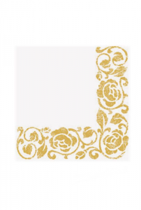 Guld servetter 20st