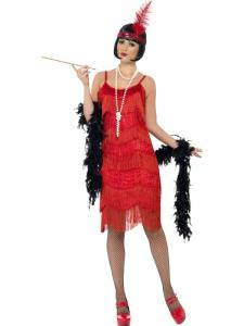 FLAPPER SHIMMY DRESS
