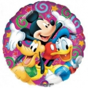 FOLIEBALLONG DISNEY CELIBRATION 18""