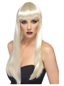 BEAUTY WIG BLOND