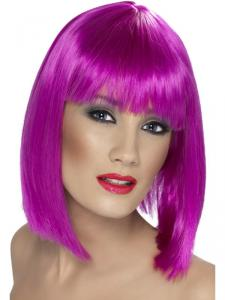 GLAM PERUK PURPLE
