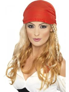 PIRATE PRINCESS PERUK BLOND