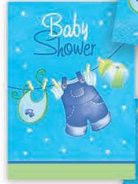 INBJUDNINGSKORT BABY SHOWER
