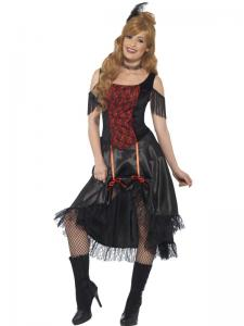 SALOON GIRL DRESS