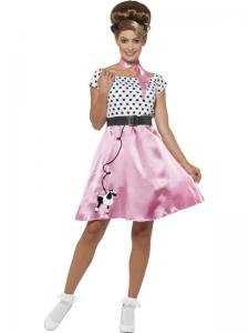 50's ROCK 'n' ROLL DRESS