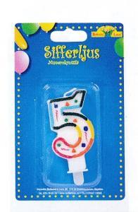 SIFFERLJUS 5