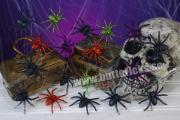 Glitter Spindlar 6st