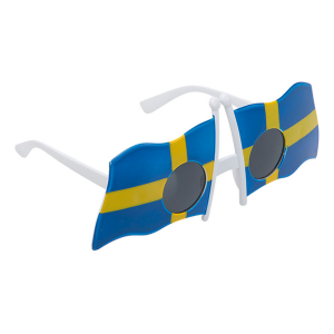 GLASÖGON M FLAGGA