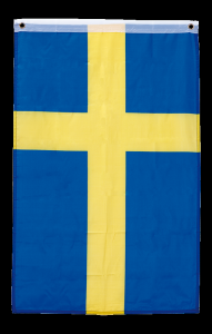 SVENSK FLAGGA 90x60 CM
