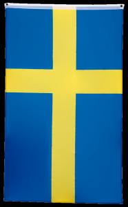 SVENSK FLAGGA 150x90 CM