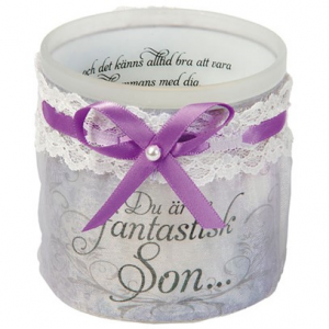 LACE CANDLE SON