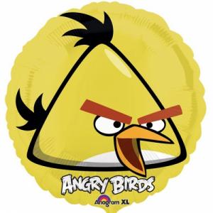ANGRY BIRDS MUGG GUL