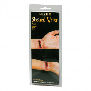 LATEXSÅR SLASHED WRIST