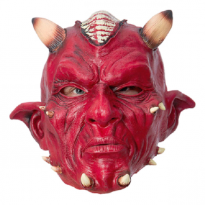 LATEXMASK DEVIL