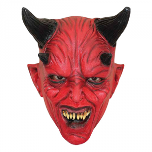 DEVIL MASK BARN DJÄVUL