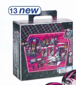 PARTYBAG MONSTER HIGH 56 PROD